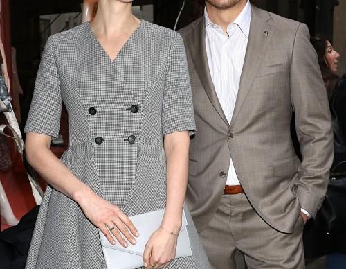 'Outlander' Season 3 Stars Dating? Sam Heughan Refers Caitriona Balfe As 'Wifey' On Tweeter