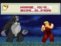 HARAMBE VS CAPCOM TRAILER