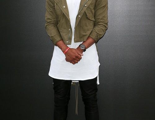 Saint Laurent : Outside Arrivals - Paris Fashion Week - Menswear S/S 2015