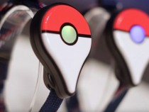 Pokémon Go Plus was created by Nintendo as a complementary accessory to the AR game by Niantic, together with iOS or Android phones.