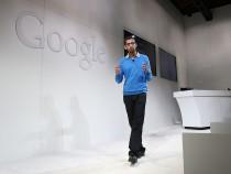 Sundar Pichai, Google's senior vice president