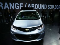 GM Challenges Tesla With Chevy Bolt; All The Model 3's Features Plus More