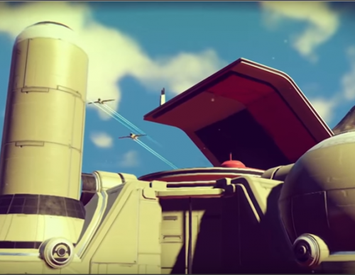 No Man's Sky Releases Update 1.09 For PS4