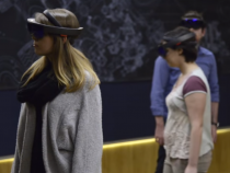 Microsoft's HoloLens AR Brings Mars to Earth