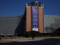 The European Commission headquarters