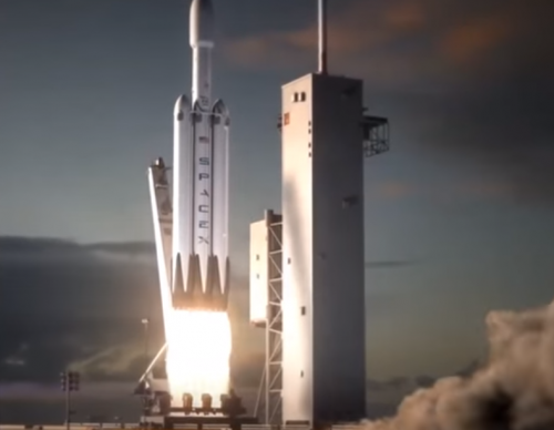 SpaceX's Mars Colonial Transporter