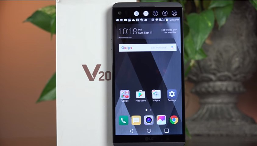 LG V20 Getting Distributed In Other Countries: Will It Receive The Same Backlash?