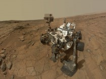 NASA's Curiosity Rover Captures Photo Of Snake On Mars