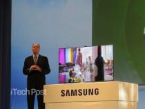 Samsung LED F8000 Smart TV