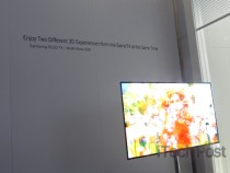 Samsung OLED TV with multi-view feature (3D)