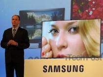 Samsung OLED F8000 Smart TV