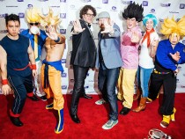 'Dragon Ball Z: Resurrection 'F'' New York Premiere