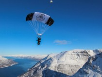 Jägermeister Completes World's First Music Gig On Land, Sea And Air