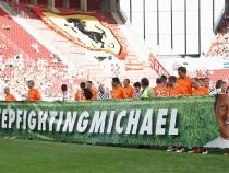'Champions For Charity' Football Match - Nowitzki v Vettel