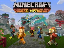 Minecraft: Chinese Mythology Mash-Up Pack
