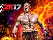 The Beast Brock Lesnar