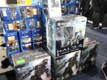 Xbox 360 Halo 4 Limited Edition and PlayStation 3 Gaming Consoles