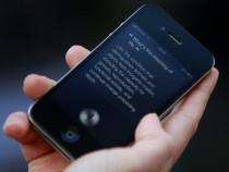 Siri on the iPhone