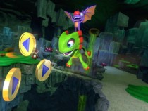 Loved Banjo Kazooie? Rare's Making 'Yooka-Laylee'