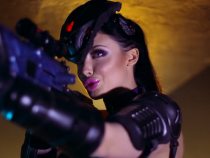 Brazzers Trailer Shows Widowmaker Holding A Sniper Rifle