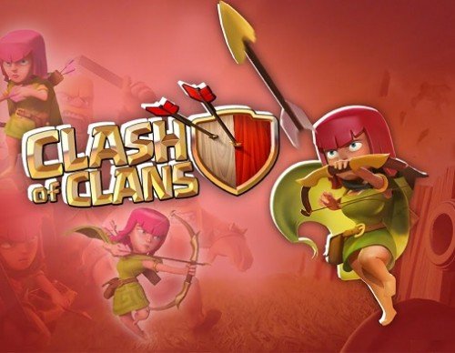 Clash Of Clan New Troop And Defense Levels