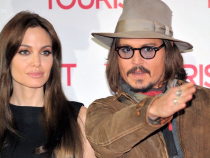 Angelina Jolie 'Consoled' By Johnny Depp After Split With Brad Pitt