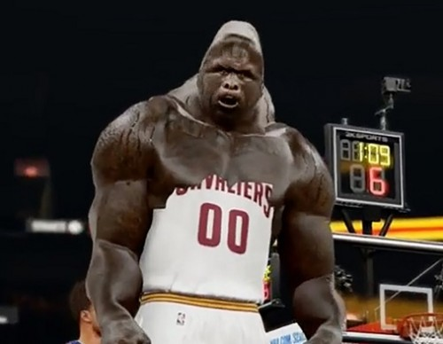 Harambe Is The New Thing In NBA 2K17