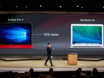 Microsoft Surface Pro 5 Rumored To Launch This October To Compete With Apple's MacBook Pro