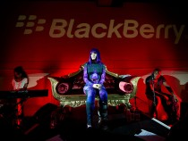 Launch of BBM Music and The BlackBerry 7 Smartphone Collection