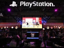 PlayStation booth at Tokyo Game Show
