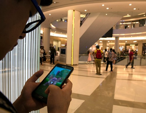 Pokemon GO Goes Live In Bangkok