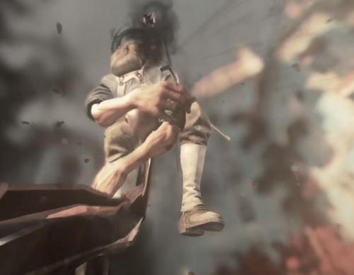 Dishonored 2 - Clockwork Mansion Gameplay Trailer