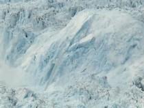Illulissat Glacier calving