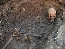 The remains of Richard III