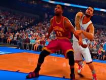 NBA 2K17 Opening trailer