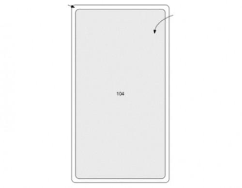Plastic iPhone patent