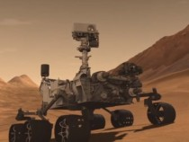 Curiosity Finds Mars Crust Contributes To Atmosphere