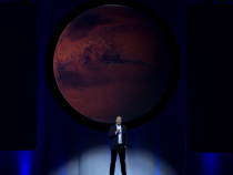 Elon Musk at the 67th International Astronautical Congress
