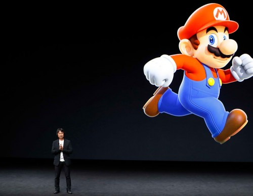 Super Mario Run Introduced During Launch Of iPhone 7
