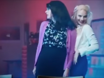 Margot Robbie's Strip Tease Turns Into HORROR | Hilarious SNL Skit 'The Librarian'