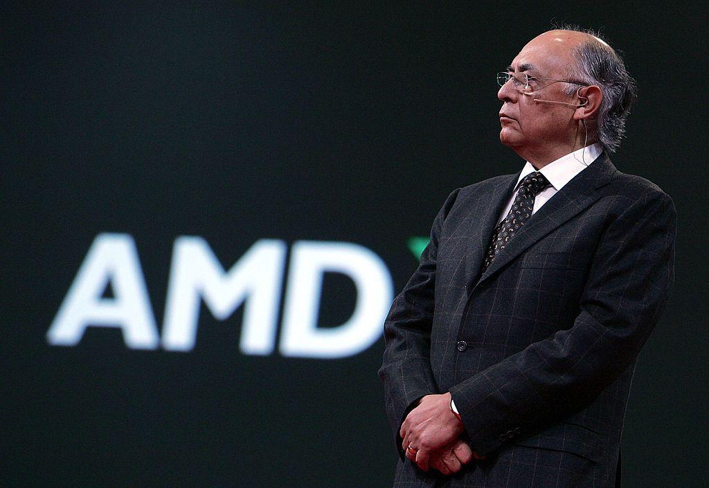 AMD Chairman and CEO Hector Ruiz