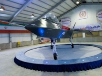 Iran's stealth fighter jet