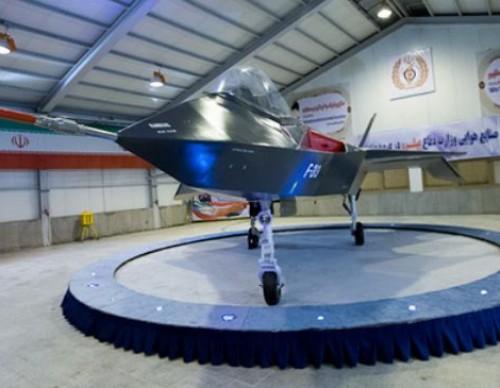 Iran's stealth fighter jet