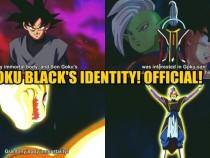 Goku's Black Identitiy Revealed
