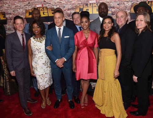 'Luke Cage' New York Premiere