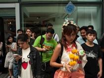 Pokemon Go: First Meeting in Thailand
