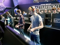 Paris Games Week 2015 At Porte de Versailles In Paris