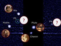 Pluto P4 and P5