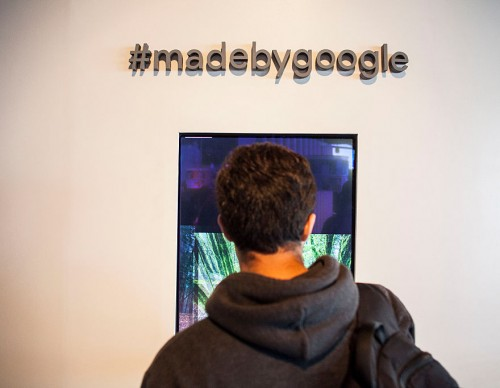Google Pixel Competes Against Apple's iPhone and Samsung's Galaxy Devices