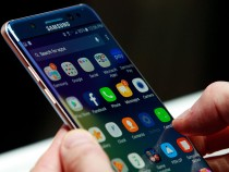 Another Galaxy Note 7 Catches Smoke On An Airplane